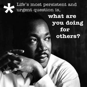 Happy Birthday Dr King
